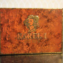 Sigarenblik Karel I