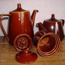 Koffie-, theepot en filter Villeroy&Boch