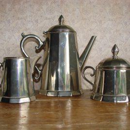 Koffiesetje Art Deco