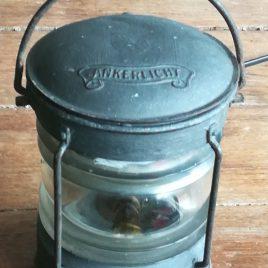 Scheepslamp-ankerlicht