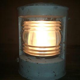 Scheepslamp-heklicht