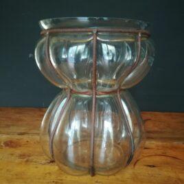 Vaas uit Venetiaans glas