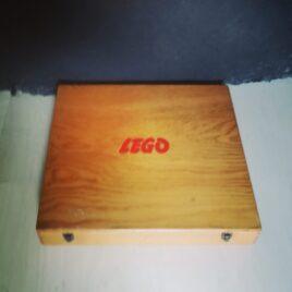 Lego Vintage houten doos