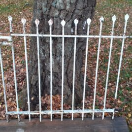 ijzeren hekje, poortje